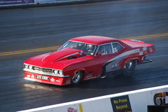 Vauxhall Victor Dragster Stock Photography
