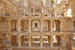 Vav do ki dos ranis, patan, Gujarat foto de stock