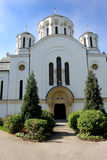 Vavedenje Monastery Royalty Free Stock Photos