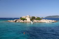 Vavedenje Montenegro Lizenzfreies Stockfoto