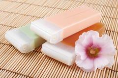 Vax för hårborttagning arkivfoto