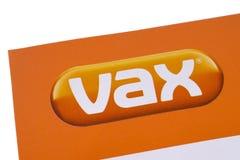 VAX gatunku logo Obraz Royalty Free