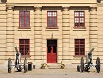Vaxholm fortress Stock Photo