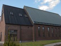 Vaxjo,sweden. The St Michael's Church in Vaxjo  in Sweden Stock Photo