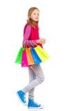 Vaya para las compras Fotografía de archivo libre de regalías