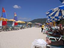 Vayamos a la playa Imágenes de archivo libres de regalías