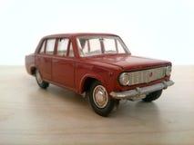 Vaz-2101汽车模型 免版税库存图片