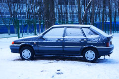 VAZ 2114 Стоковые Фотографии RF