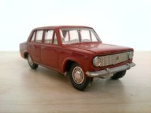 Vaz-2101 car model Royalty Free Stock Images