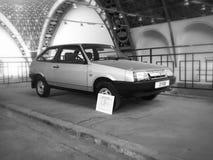 VAZ-2108 Stock Photo