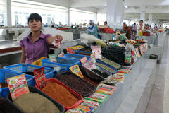 Vazar de Samarkand Fotos de Stock