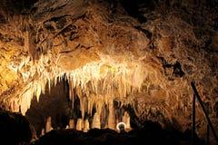 Vazecka cave, Slovakia Stock Photography