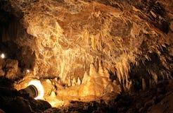 Vazecka cave, Slovakia Royalty Free Stock Photos