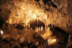 Vazecka cave, Slovakia Royalty Free Stock Photography