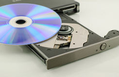 Vcd rom player Stock Photos