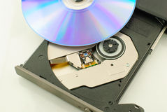 Vcd rom player Stock Images