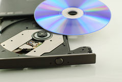 Vcd rom player Royalty Free Stock Photography