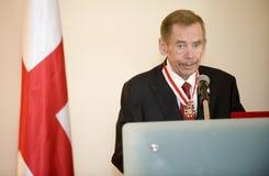 Václav Havel Royalty Free Stock Photography