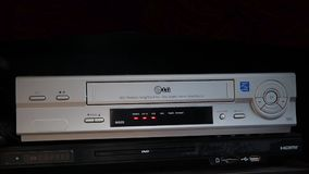 VCR Tape Eject stock video footage