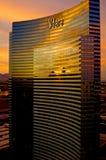 Vdara Hotel and Spa Las Vegas Nevada royalty free stock photos