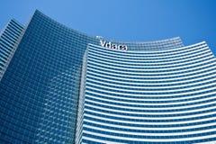 Vdara hotell & Spa Arkivbild