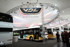 VDL Bus and Coach at the IAA Stock Photos