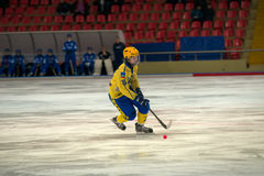 Vdovenko Vyacheslav 10 in action Royalty Free Stock Images
