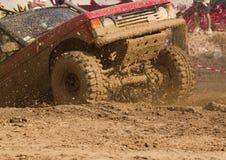 veículo 4x4 Fotografia de Stock Royalty Free