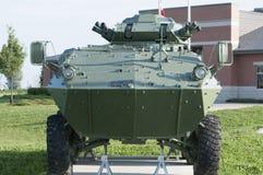 Veículo blindado de transporte de pessoal Fotos de Stock Royalty Free