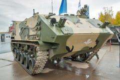 Veículo blindado de transporte de pessoal transportado por via aérea BTR-MDM Imagens de Stock Royalty Free