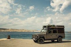 Veículo da expedição Imagem de Stock
