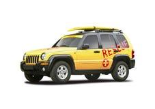 Veículo da salva-vidas foto de stock