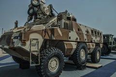 Veículo da segurança de Paramount Parabot mbombe6 Imagem de Stock Royalty Free