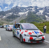 Veículo de Carrefour - Tour de France 2014 Imagem de Stock