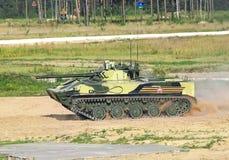 Veículo de combate transportado por via aérea Imagens de Stock Royalty Free