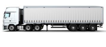 Veículo de entrega da carga ilustração stock