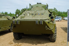 Veículo do comando de R-149 MA1 Foto de Stock Royalty Free