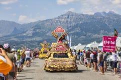 Veículo extravagante de Banette Fotografia de Stock Royalty Free