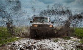 Veículo fora de estrada Foto de Stock Royalty Free