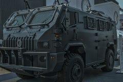 Veículo independente da segurança de Paramount Parabot Fotografia de Stock Royalty Free