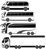 Veículo Large-size ilustração do vetor