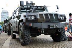 Veículo militar indonésio Imagens de Stock