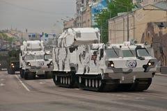 Veículo militar pesado Fotos de Stock