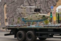 Veículo militar pesado Imagens de Stock