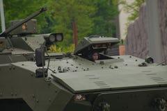 Veículo militar pesado Fotografia de Stock Royalty Free