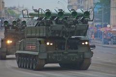 Veículo militar pesado Foto de Stock Royalty Free