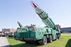 Veículo militar soviético da segunda guerra mundial Imagem de Stock