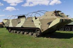 Veículo militar soviético da segunda guerra mundial Imagens de Stock