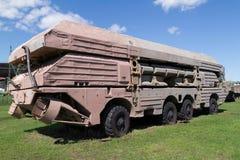 Veículo militar soviético da segunda guerra mundial Imagens de Stock Royalty Free