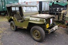 Veículo militar usado no combate durante a guerra imagens de stock royalty free